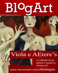 viola aetere's blogart