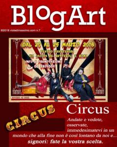 circus viola blogart
