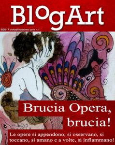 blogart brucia opera viola