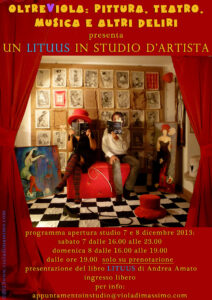 lituus in studio d'artista
