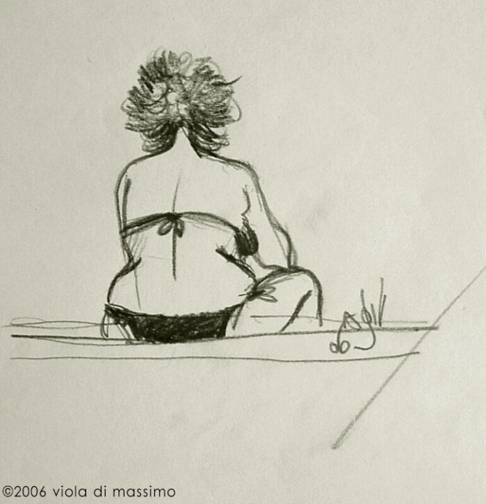 disegno, opera su carta