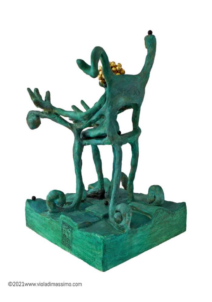 scultura, la ragione di un dissenso