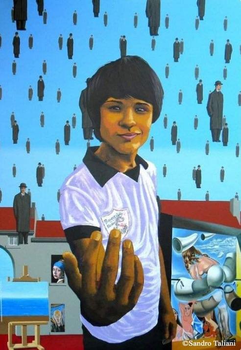 People and ideas - Sandro Taliani